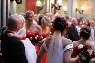 Herefordshire wedding venue - Eastnor Castle