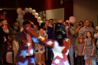 Wedding first dance - Reditch - Studlet Rd Social Club
